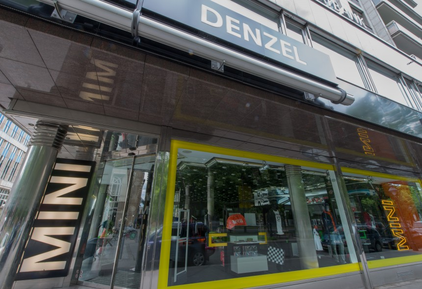 Denzel Showroom Ringstraße